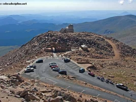 mount evans scenic byway summit