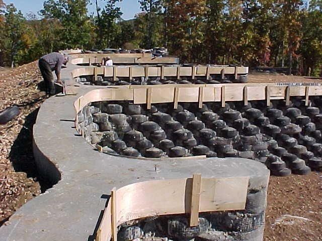 used-tire-building-foundation