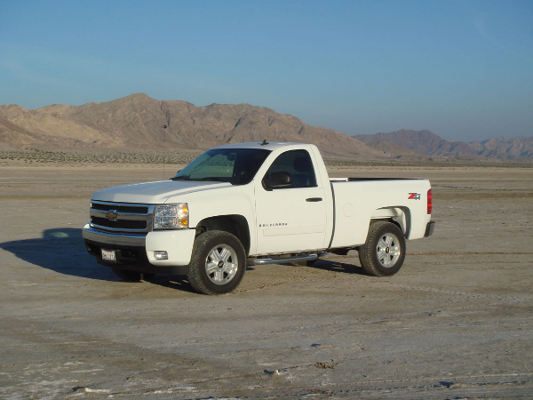 chevy silverado tires