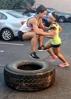 tire plyometrics